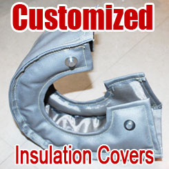 Customized insulation Covers