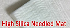 High Silica Needled Mat