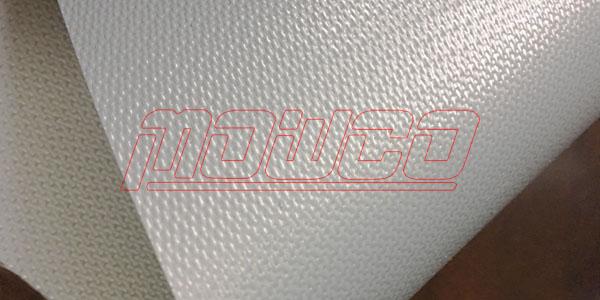 Silicone Coated (Impregnated) Fiberglass Fabrics - China