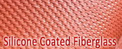 Silicone Coated Fiberlgass Cloth